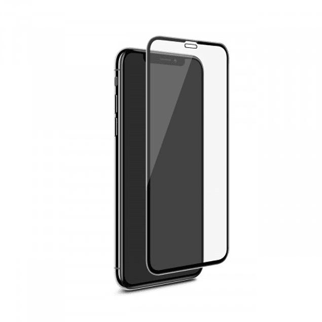 Lámina Mica Vidrio Templado Completo Full iPhone 11