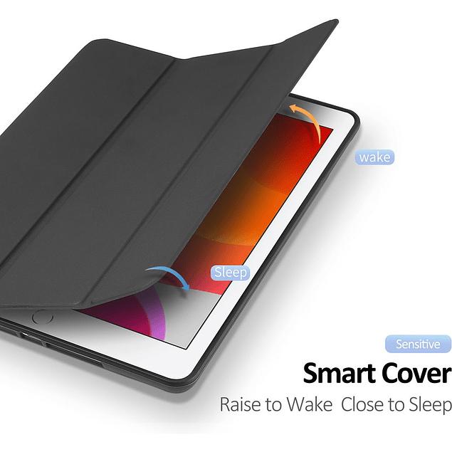 Funda Smart Cover - Book Cover Rosa Oscuro iPad 10.2 2019 7ma Generación