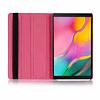 Pack Funda 360 Fucsia + Vidrio Templado Galaxy Tab A 10.1 2019 T510 T515