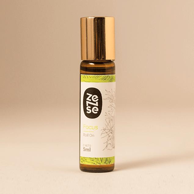 Focus Roll on de aromaterapia