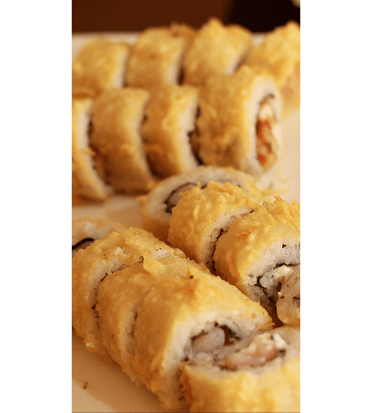 Meat hot roll