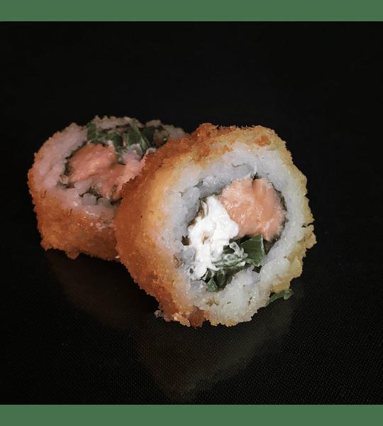Sake hot roll