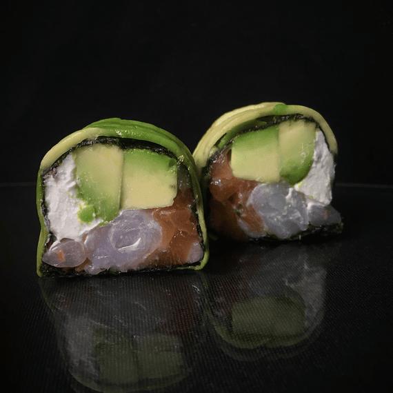 Oriental Ebi sake