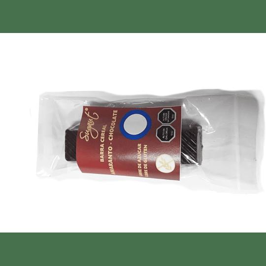 Barra Cereal Amaranto