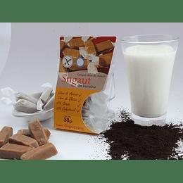 Caluga de leche Capuccino