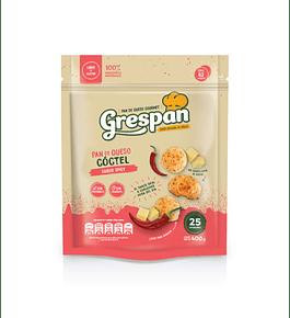 Pan de Queso Cóctel Sabor Spicy