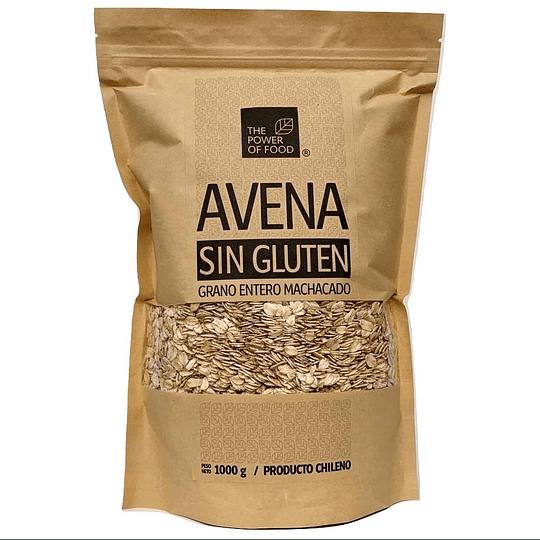 Avena Sin Gluten