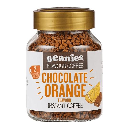 Cafe Chocolate Naranja