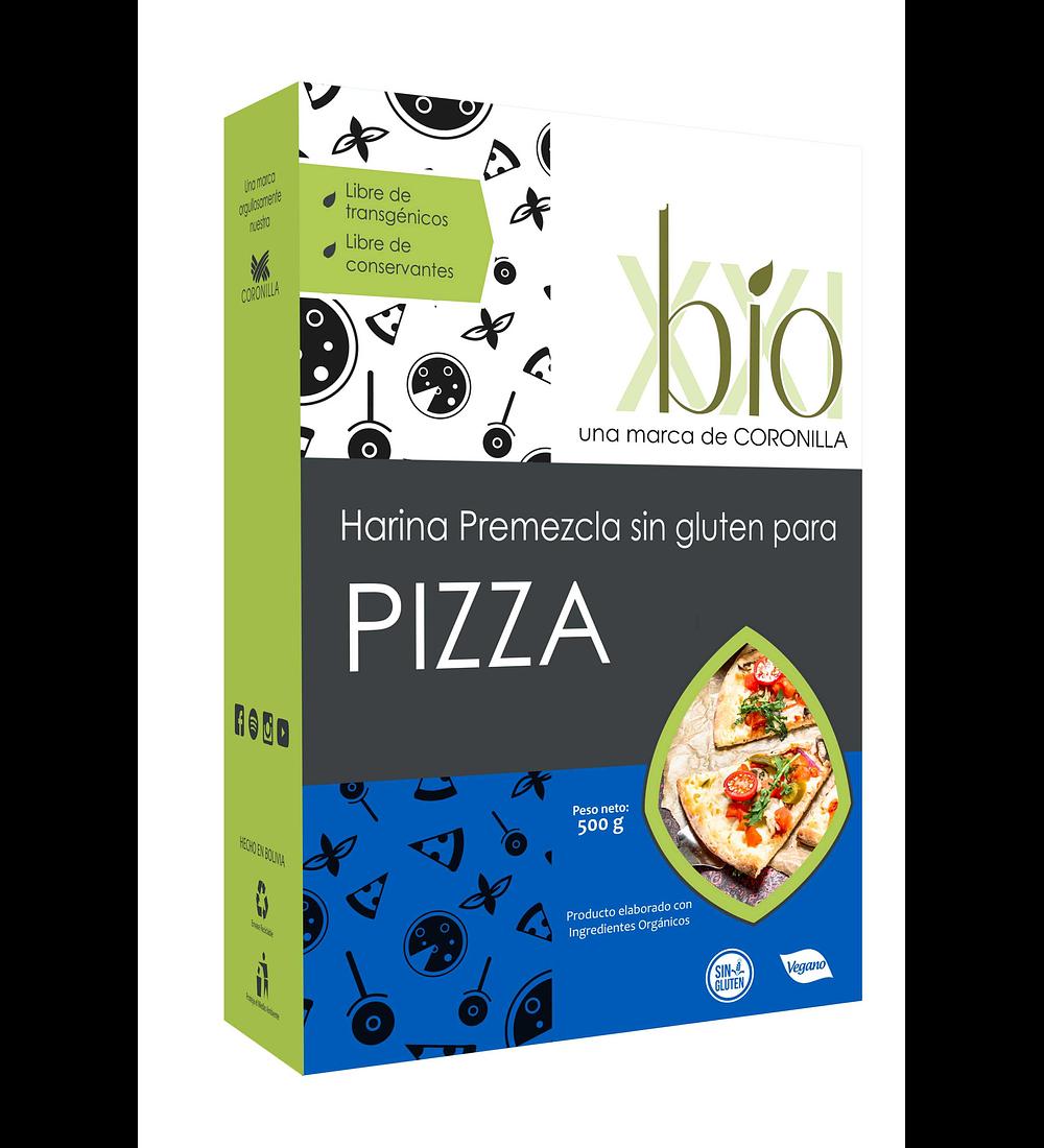 Harina Premezcla Pizza