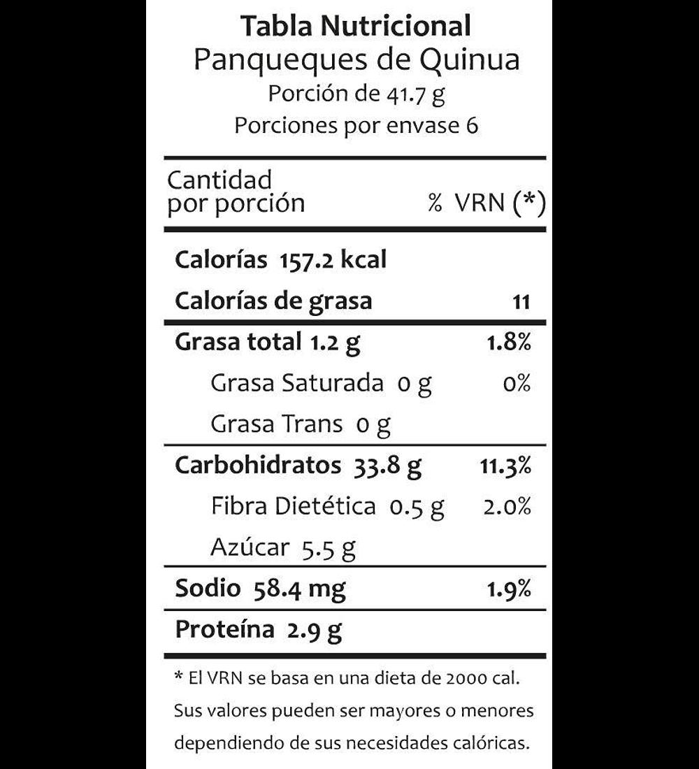 Harina Premezcla Panqueque
