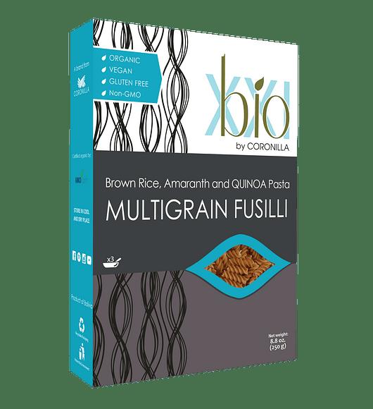 Pasta Multigrano Fusilli Sin gluten