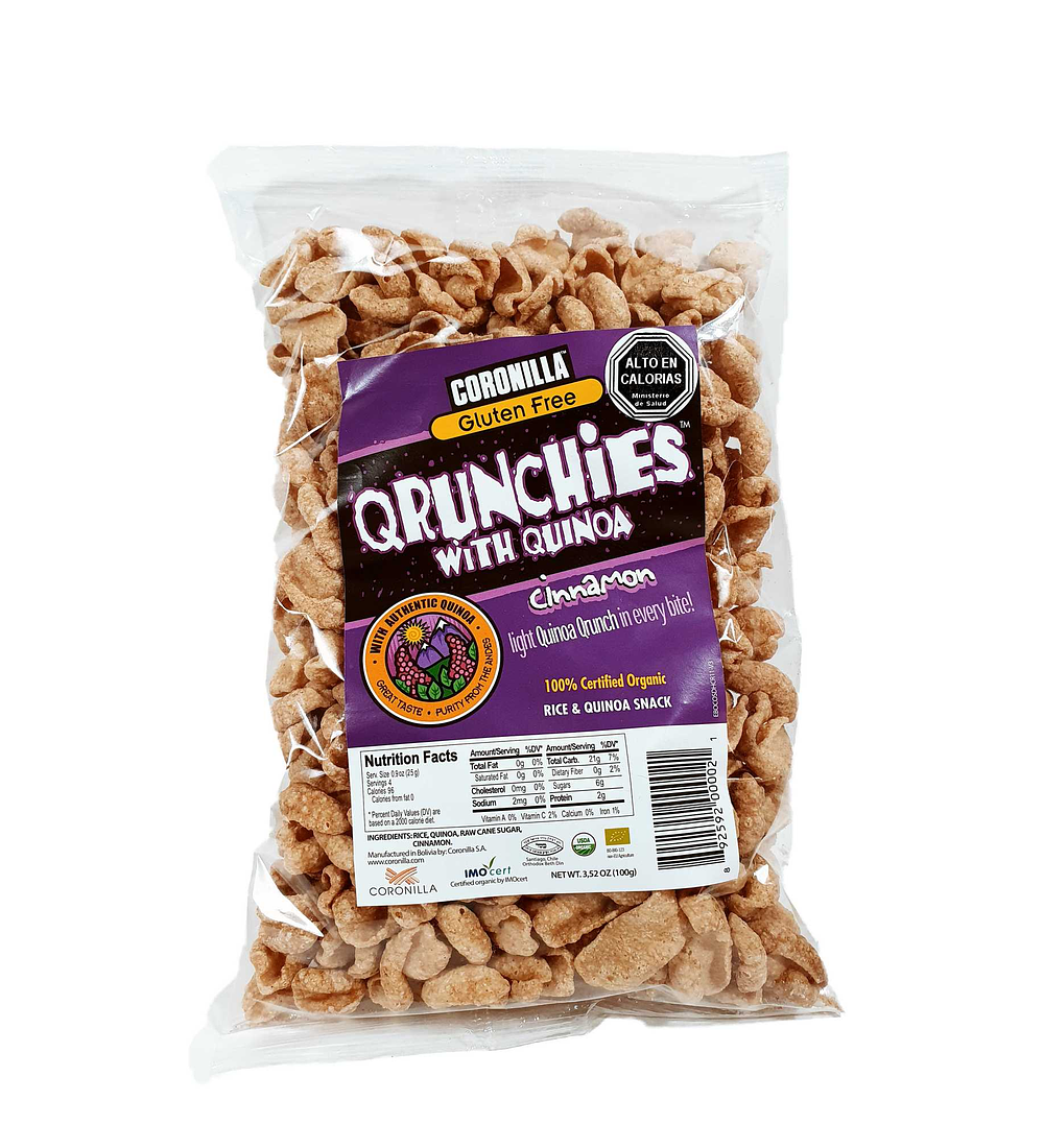 Cereal Qrunchies Canela