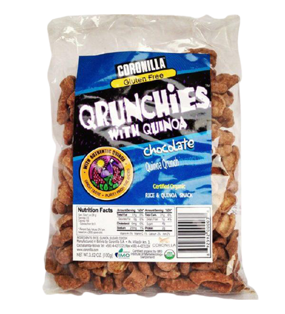 Cereal Qrunchies Chocolate