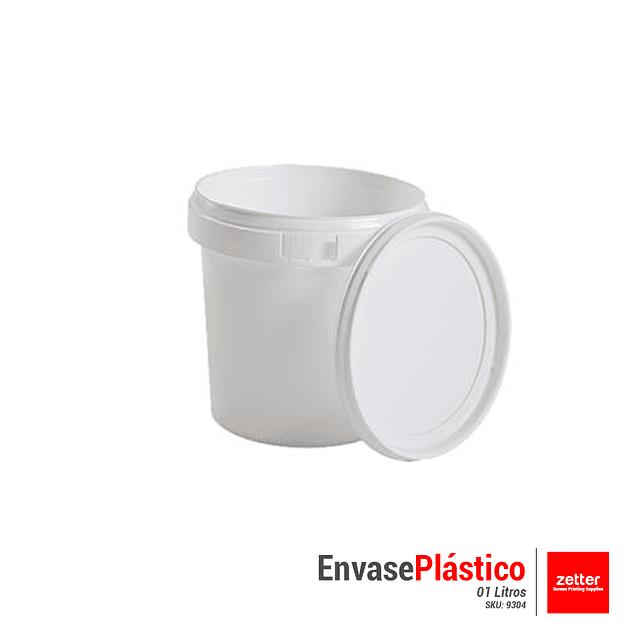 Envase Plástico 1 Litro