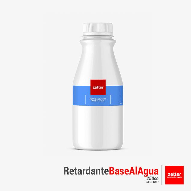 Retardante Tinta Base al Agua