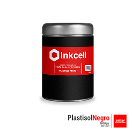 Tinta Plastisol Negro