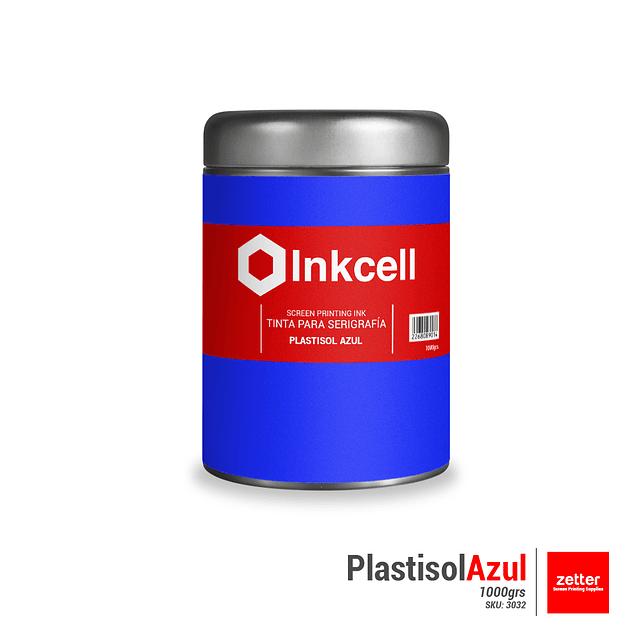 Tinta Plastisol Azul