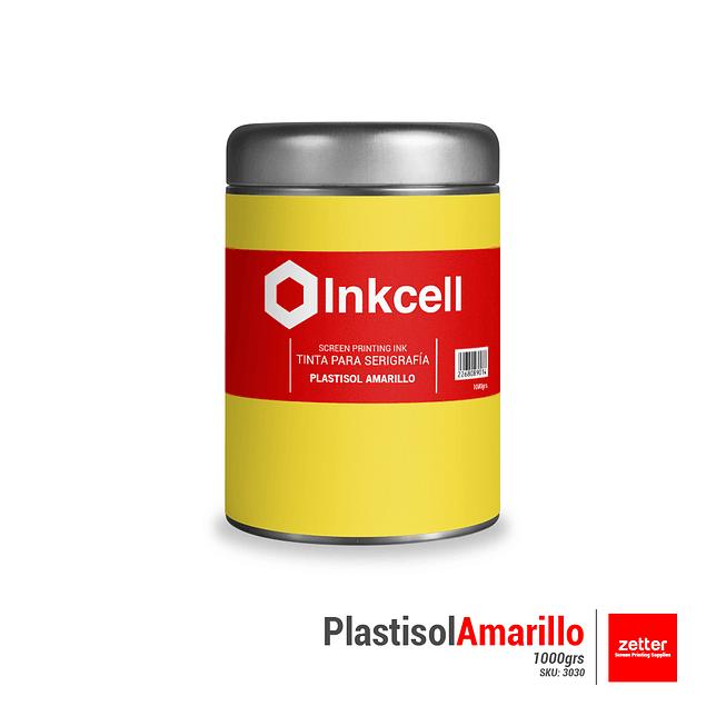 Tinta Plastisol Amarillo