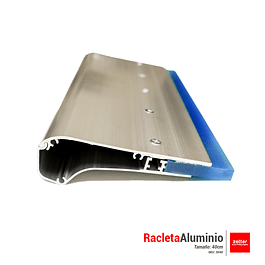 Racleta Aluminio 40cm 80A