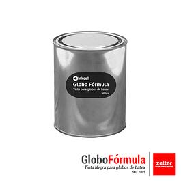 Globo Fórmula Negro