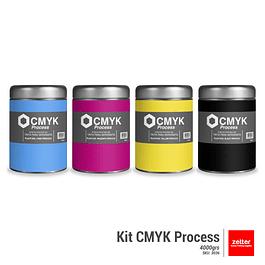 Kit CMYK Process