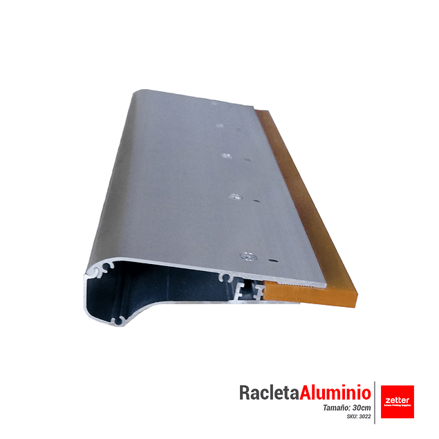 Racleta Aluminio 30cm 55A