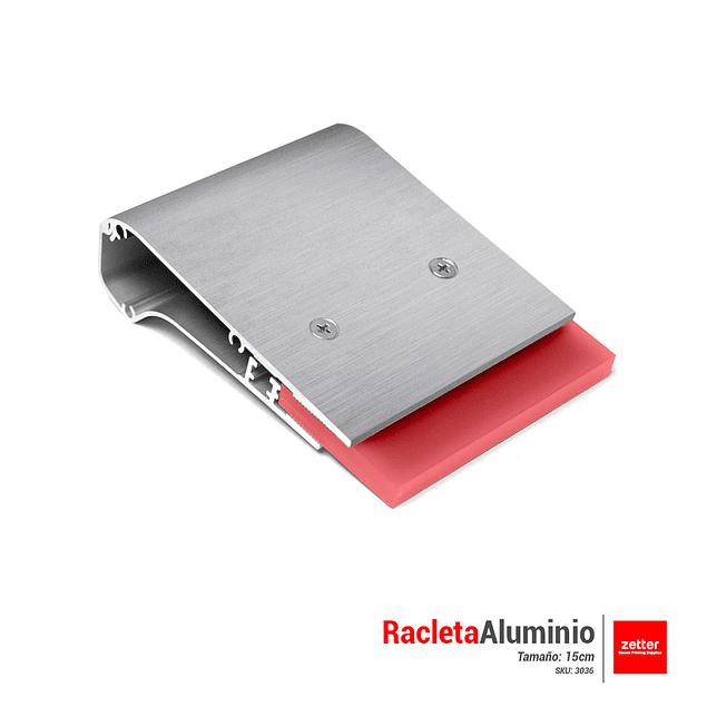 Racleta Aluminio 15cm 65A