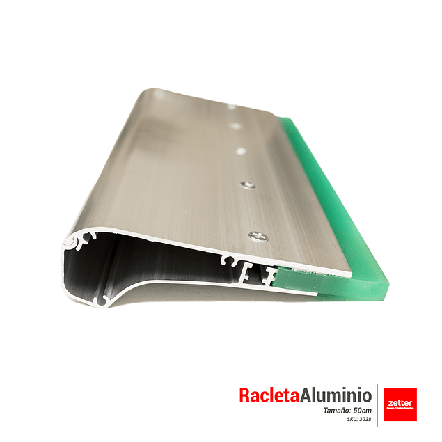Racleta Aluminio 50cm 70A