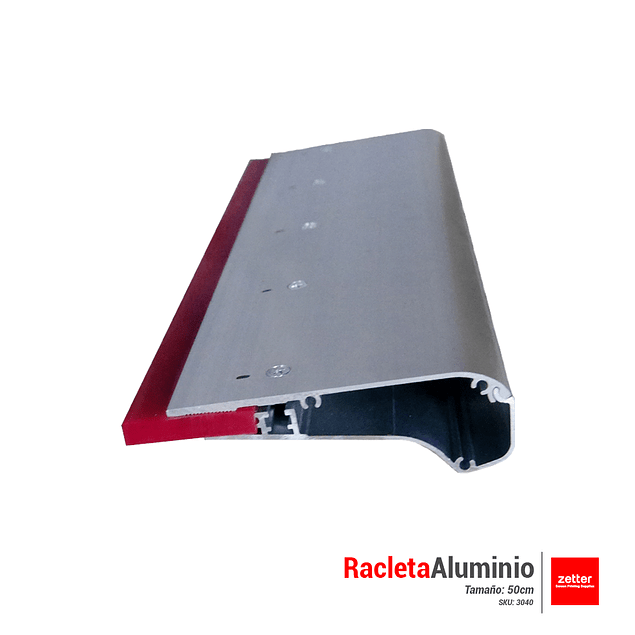 Racleta Aluminio 50cm 65A