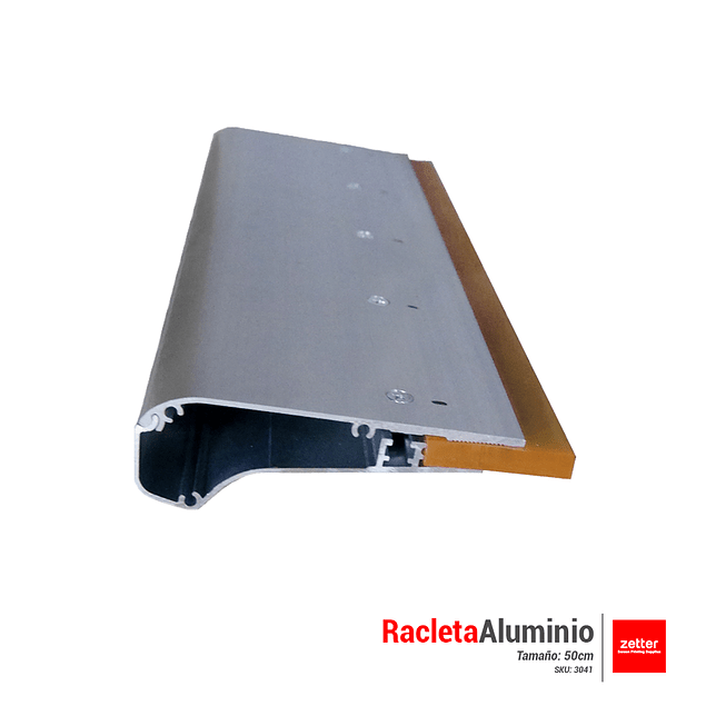 Racleta Aluminio 50cm 55A