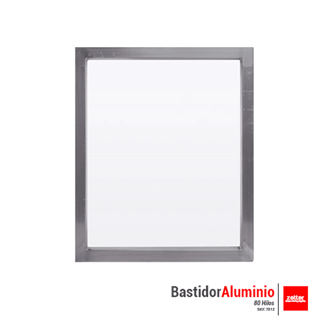 Bastidor Aluminio 80 Hilos