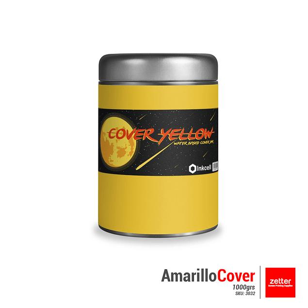 Tinta Base al Agua Amarillo Cover