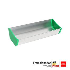 Emulsionador 20cm