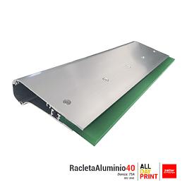 Racleta Aluminio 40cm 75A