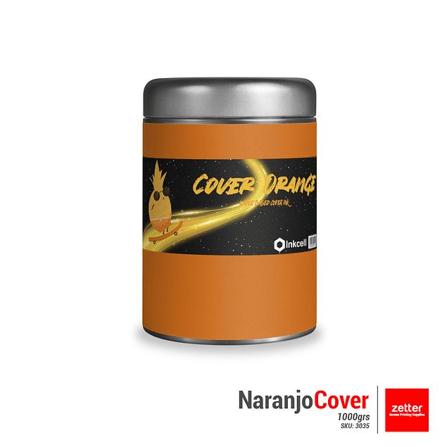 Tinta Base al Agua Orange Cover
