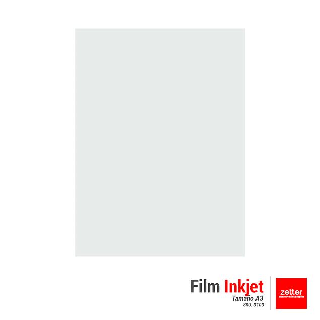 Film Inkjet A3