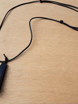 Collar - Shungita
