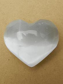 Corazón Selenita Mediano