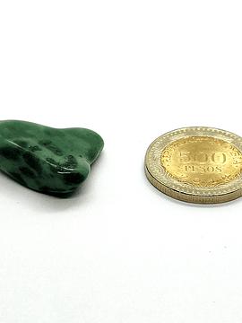 Jade Brasil - 1 Unidad de 2 x 2,5 cm
