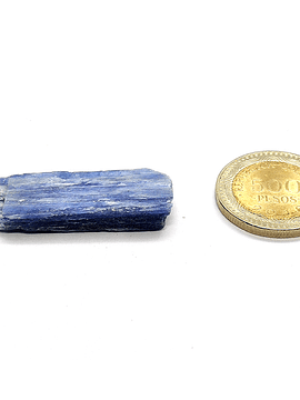 Cianita Azul - 1 unidad de 5 x 2,5 cm