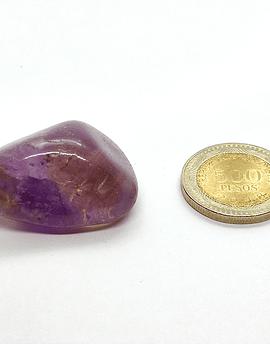 Ametrino - 1 unidad de 2 x 3 cm