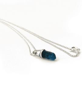 Collar Apatita - Plata 925