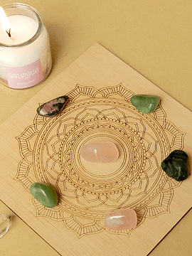 Set Mandala Amor
