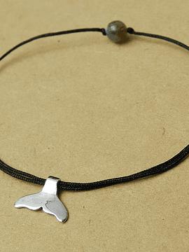 Pulsera Ballena - Labradorita