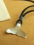 Collar Ballena - Labradorita