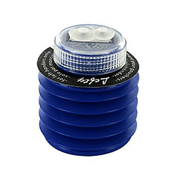 Sacapuntas KUM Lefty Softie® con depósito resistente