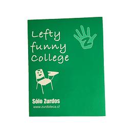Cuaderno Caligrafía formato College