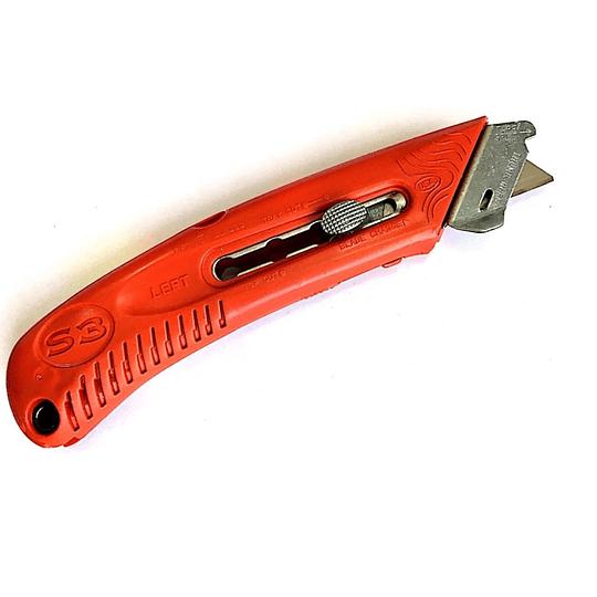 Cuchillo Cartonero para Zurdos