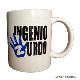 Jarro tipo MUG Blanco